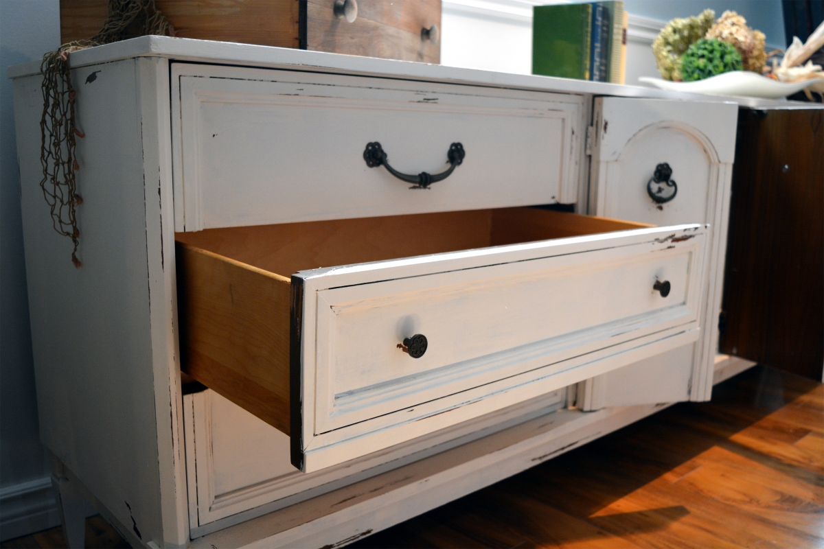 Cream Tv Cabinet Media Console Buffet # Meuble Tv Chic