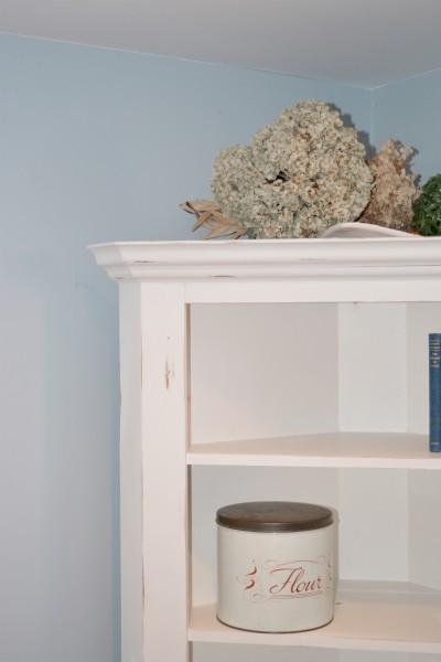 Encoignure, meuble en coin shabby chic rustique4