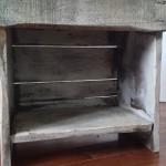 Table de chevet, meuble shabby chic 5