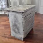 Table de chevet, meuble shabby chic 3